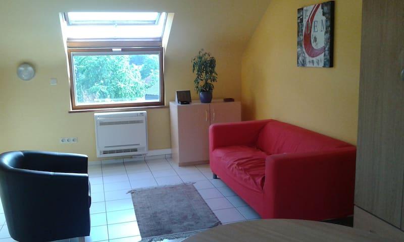 Studio avec cuisine et salle d bain - Ottignies-Louvain-la-Neuve - Wohnung