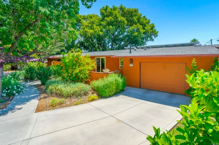 Spacious SLO Home Less than 2 Miles from Downtown