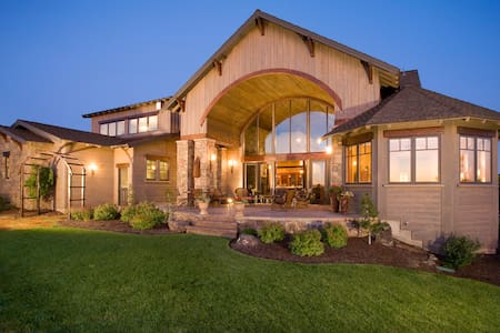 Stunning Brasada Ranch Resort Executive Home - Powell Butte - Hus