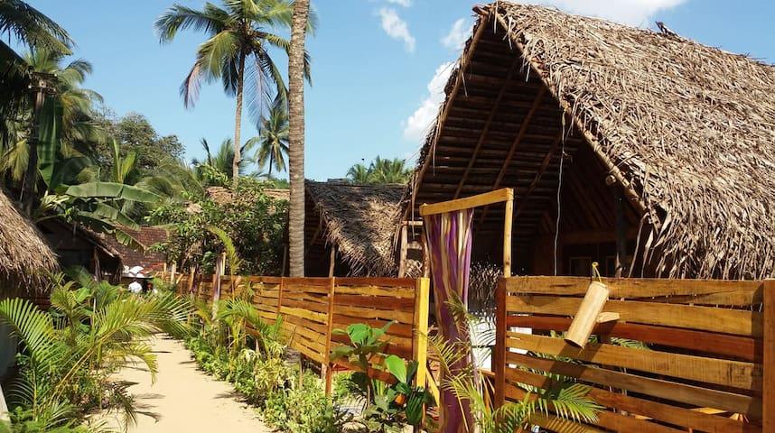Standard Hut at the beach in Agonda