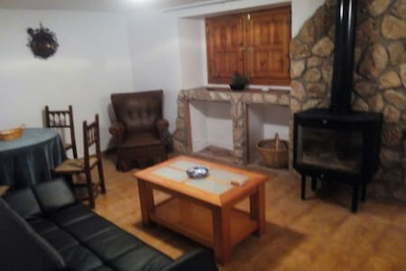 Casa rural norte sierra nevada - Lanteira - Apartment