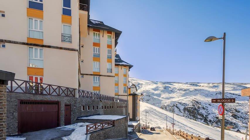 apartamento  sierra nevada miramar ski