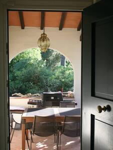 a firenze camere in villa con giardino. - Florenz - Wohnung