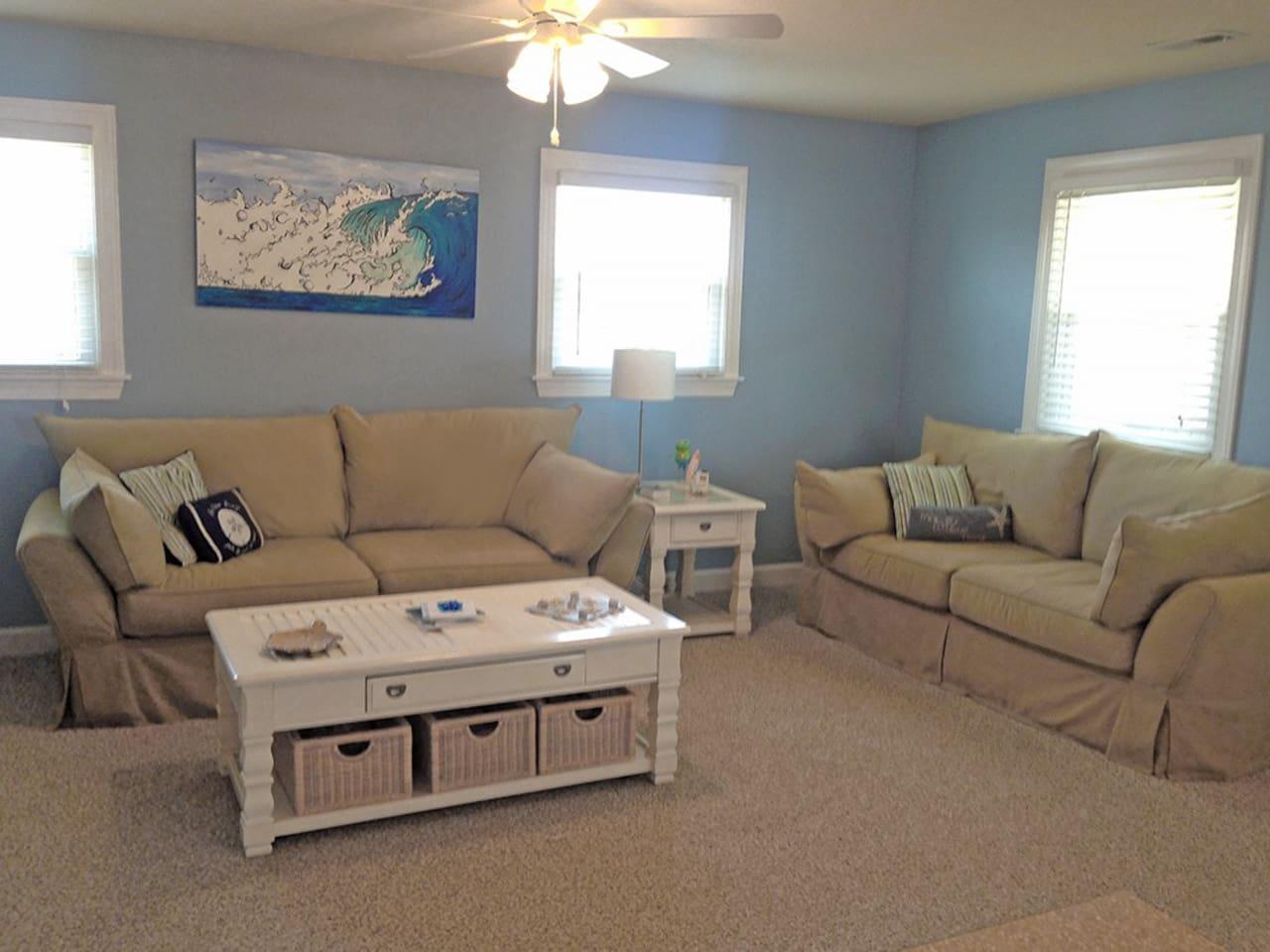 Your Beach Cottage Awaits!