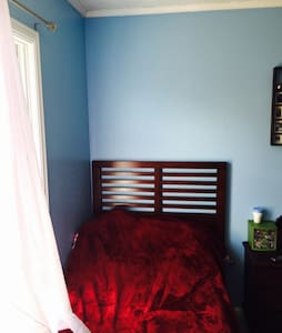 Charming room close to the airport - South San Francisco