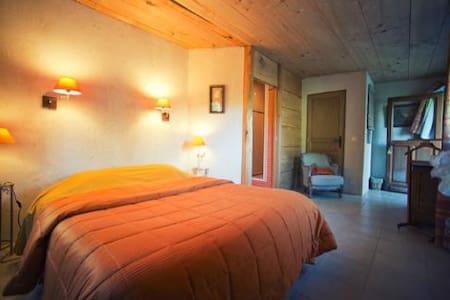 LE GRAND MENASSON - chambre d'Hôtes - Sainte-Maure-de-Touraine