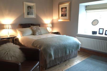 Stay in traditionally Irish historical home - Coleraine - Rumah