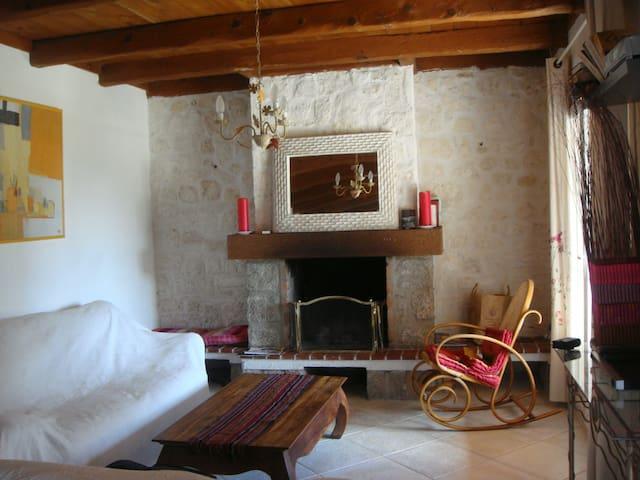 Jolie maison en Corse du Sud - Monacia-d'Aullène - Hus