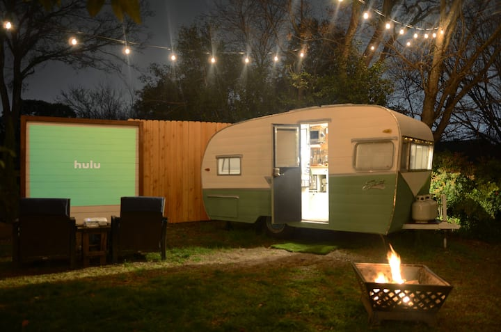 Experience Austin Glamping! - #SmartCamper