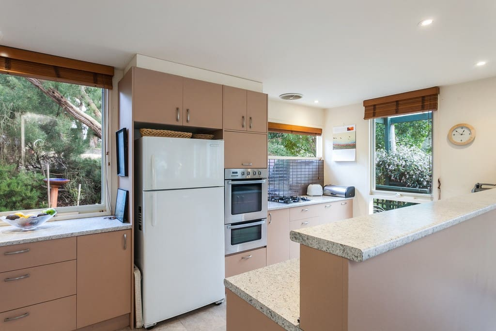 Well appointed kitchen with dishwasher with everything you will need!