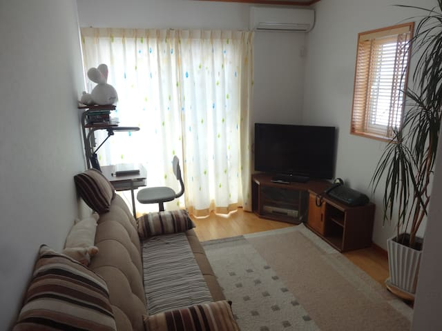 Room in a Modern House near Tsukuba Station - Tsukuba-shi - บ้าน