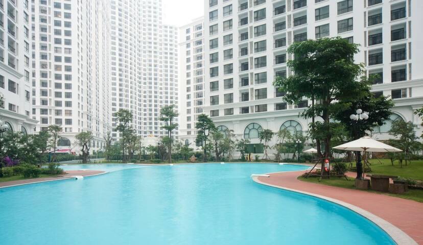 3BR Royal City - cozy, warm and joyful apartment