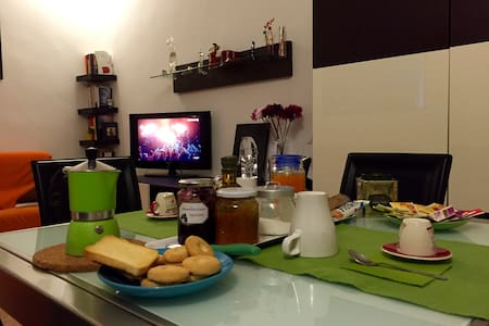 Camera Doppia _ Double Room  with Breakfast - Lejlighed