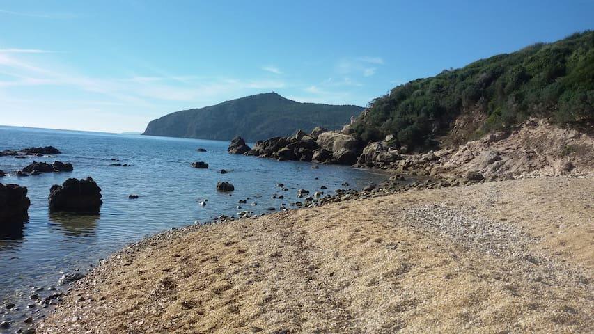 spiaggia La Piletta