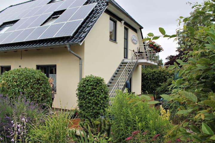 Spacious Apartment in Boltenhagen with Garden