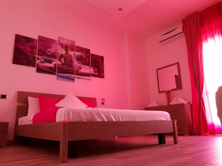 Pink@CasaMariaCondo:Experience a new way of Travel