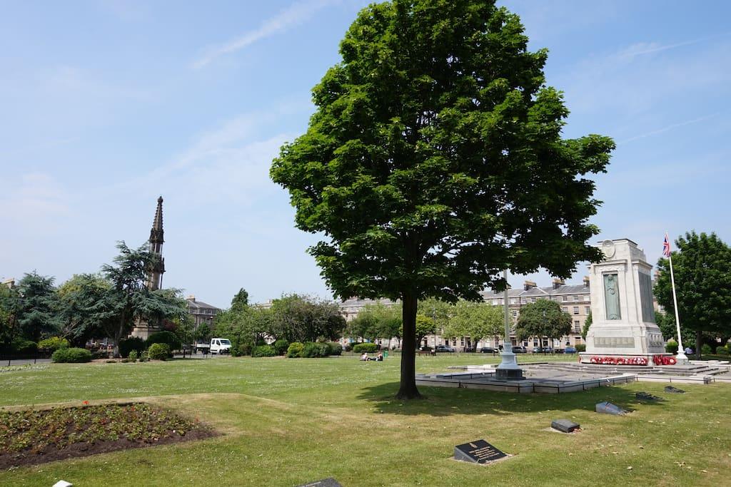 Hamilton Square