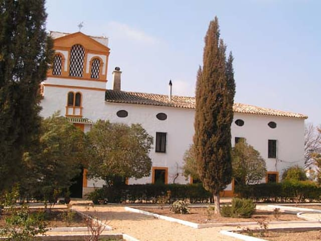 Colonia de Herrera, Cortijo S.XVIII - Villacarrillo
