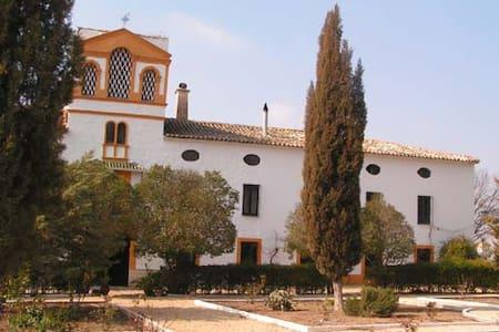 Colonia de Herrera, Cortijo S.XVIII - Casa