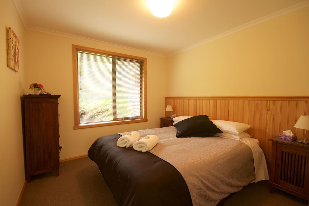 The Tasman Bedroom