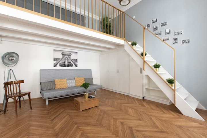 Charming Budapest Apartment at the best area in Bp