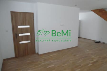 Renovated apartment at city center of Partizanske