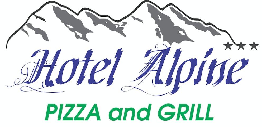 Hotel Alpine, Log pod Mangartom soba 1 +zajtrk