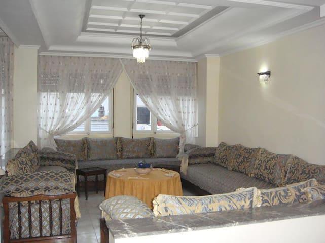 Appartement  Familial au Centre de CASABLANCA