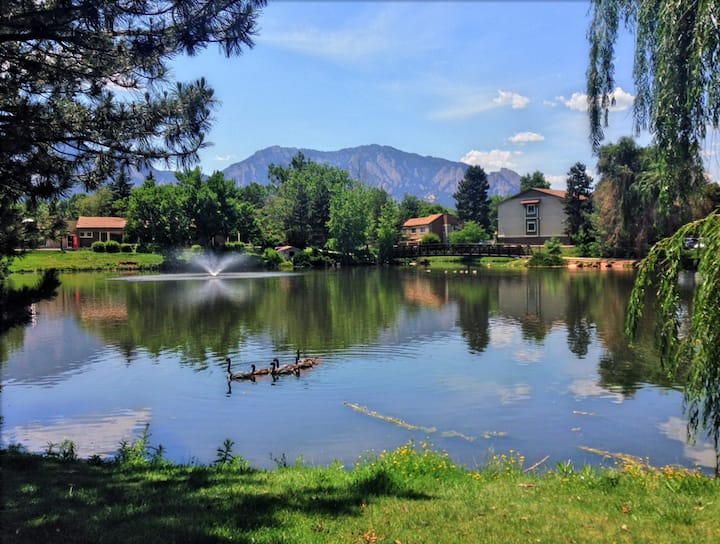 Fantastic 1 BR Condo @ Tantra Lakes