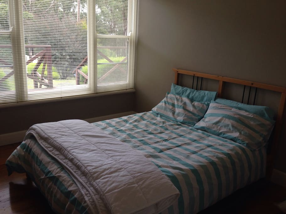 Two double bedrooms and 1 set bunks in bedroom 3 - all have electric blankets