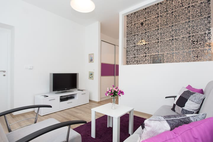 White door Apartment - Sarajevo - Appartement