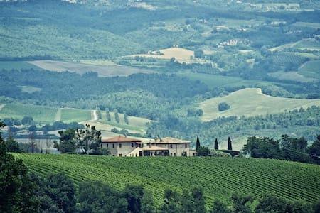 Selvamica: A Charming Italian Villa - オルヴィエート