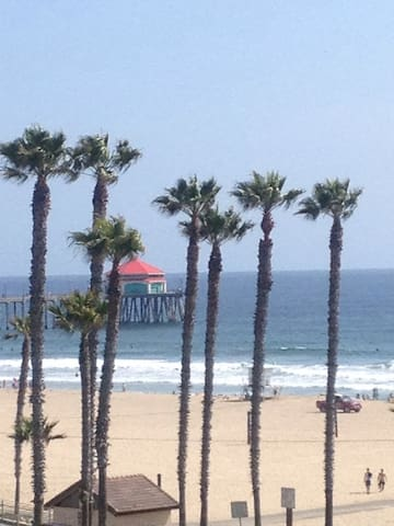 Fun & Sun in Downtown HB - Huntington Beach - Daire