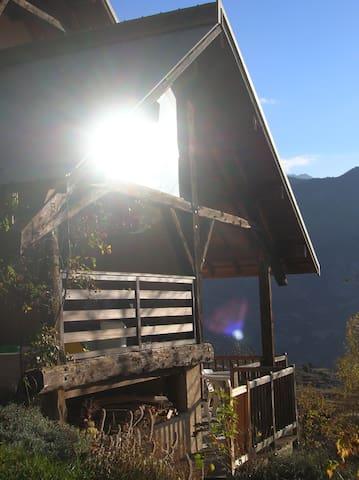 Magnifique T2 dans les Hautes-Alpes - Champcella - Lakás