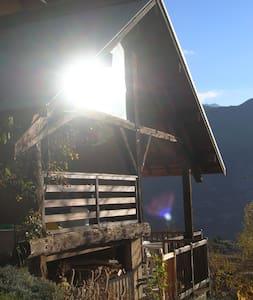 Magnifique T2 dans les Hautes-Alpes - Champcella - Apartment