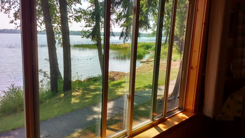 Simplistic & Lakefront with Great Views!