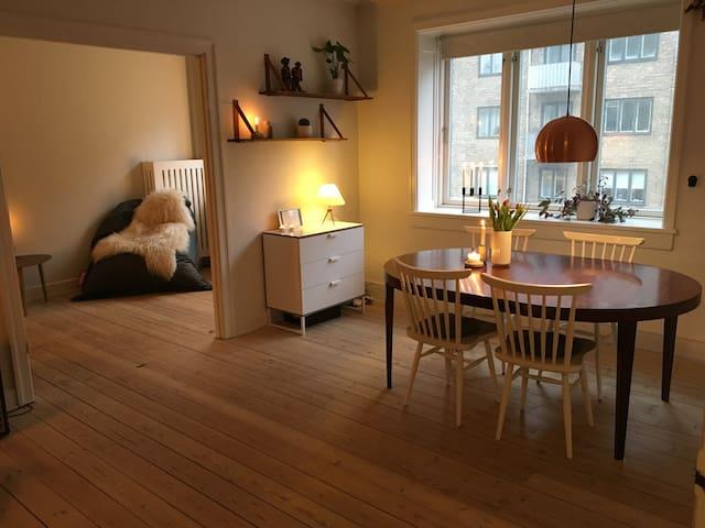 Easy-To-Feel-Like-Home apartment on Nørrebro