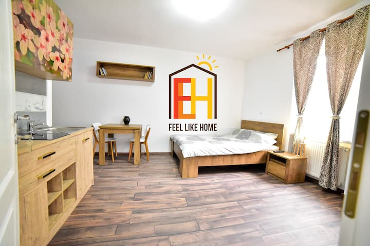 ☀ Feel like home in Sibiu - Traditional Apt ☀