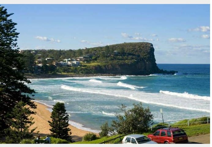 The Surf Pad-overlooking Avalon Bea - Avalon Beach - Wohnung