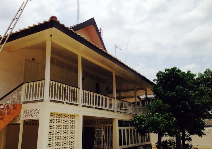 Spacious House, Downtown Uttaradit - Tambon Tha It - บ้าน