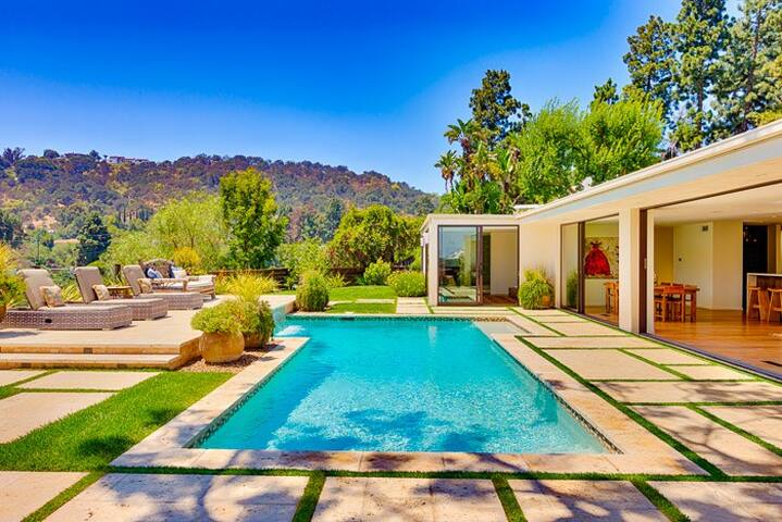 Luxurious and private Hollywood Hil - Los Angeles - Villa
