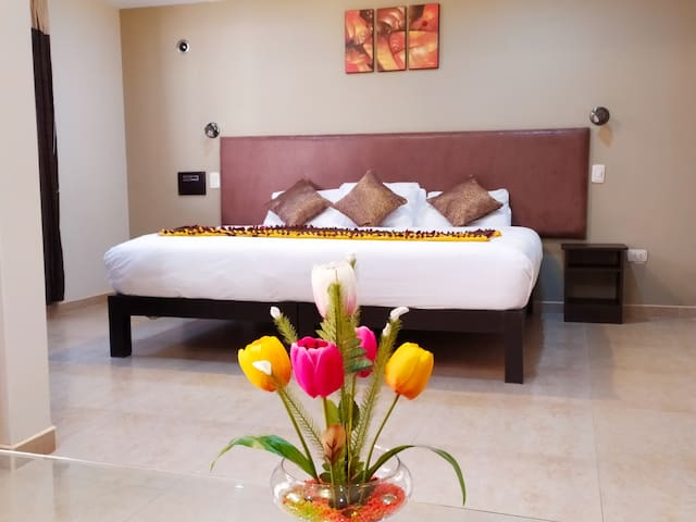 COMFORTABLE  APARTMENT  CLOSE TO AREQUIPA DOWNTOWN