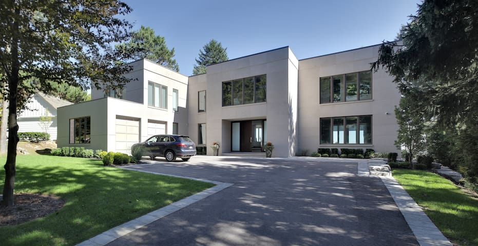 Modern, Contemporary and Spacious - Toronto - Dům