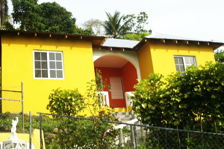 RanchPort,  Ranch Hill, Port Antonio, Jamaica