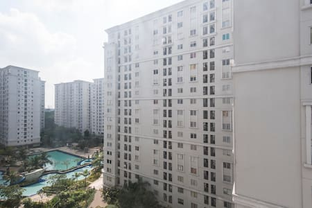 Peaceful Living - BRAND NEW APARTMT - 南雅加达(South Jakarta) - 公寓