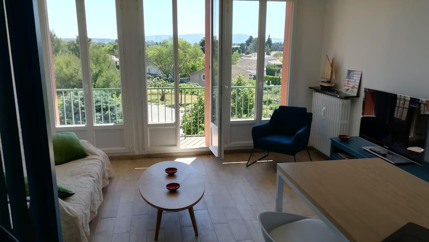 Appartement entre Alpilles et Luberon