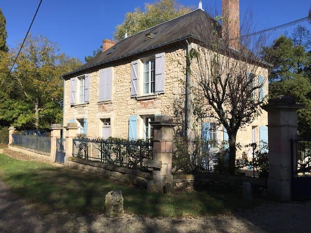 Maison de Maître - Moulin de Lurais