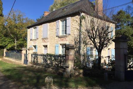 Maison de Maître - Moulin de Lurais - Lurais - Huis