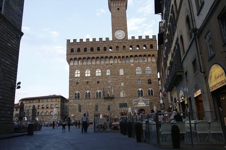Loft Piazza della Signoria - Firenze - Loft