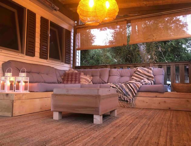 Mobil-home 4p. Toison d'Or Ramatuelle-St. Tropez